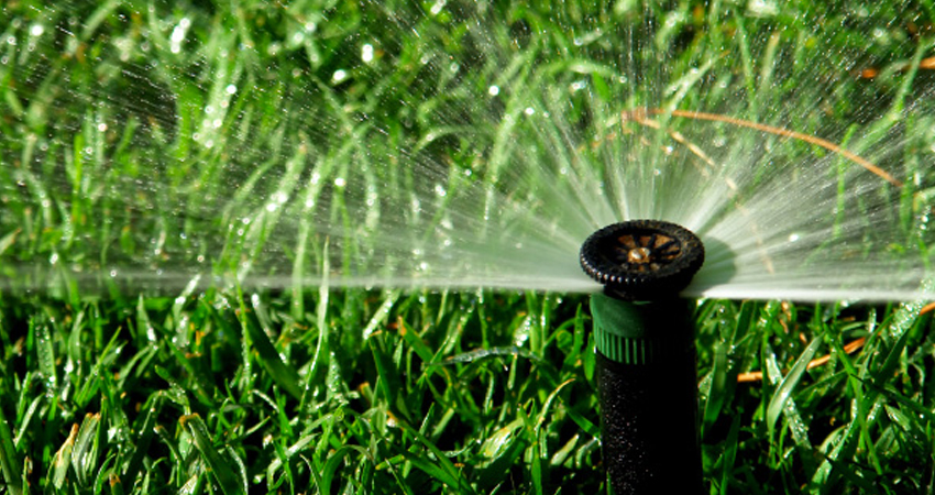 Sprinklers - Where & When you need them